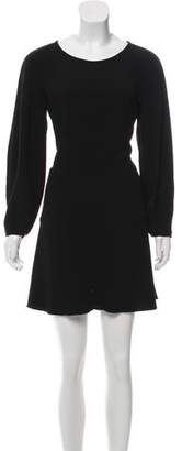 Etoile Isabel Marant Long Sleeve Shift Dress