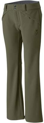 Mountain Hardwear Sharp Chuter Softshell Pant - Women's