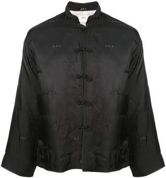 Visvim boxy kimono-style jacket