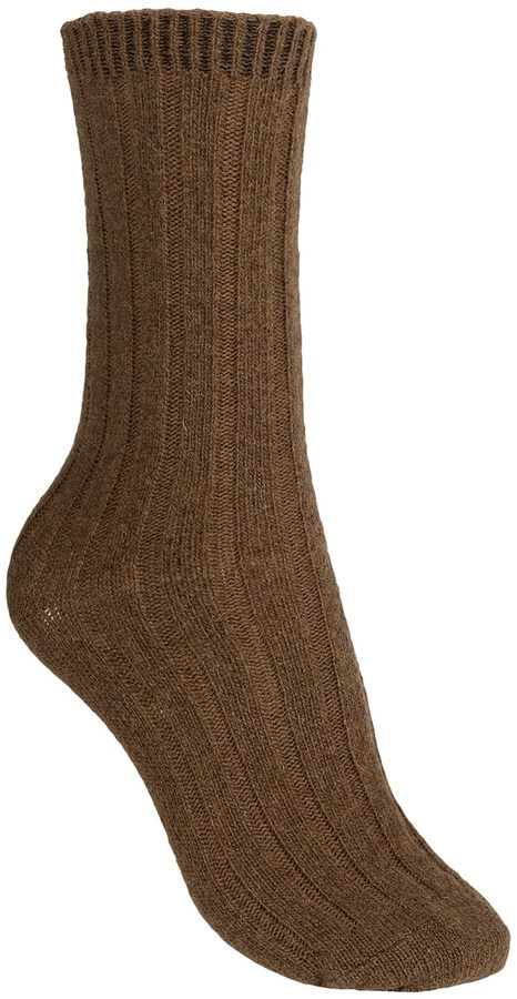 B.ella Rib Crew Socks - Cashmere Blend, Crew (For Women)