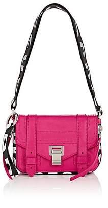 Proenza Schouler Women's PS1+ Mini Leather Crossbody Bag - Pink