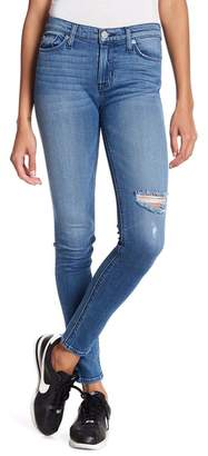 Hudson Jeans Nico Mid Rise Super Skinny Jeans