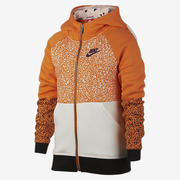 Chehayla's Nike Rally (Doernbecher) Big Kids' (Girls') Full Zip Hoodie