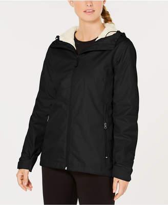 Columbia Rainie Falls Fleece-Lined Seam-Sealed Jacket