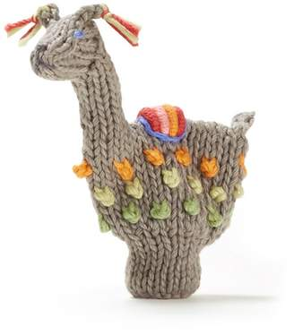Abc Home Collection Llama Finger Puppet