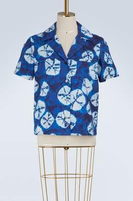 Camicia cotton shirt Stella Jean Cheap Sale Supply Fh4uJyDtJ