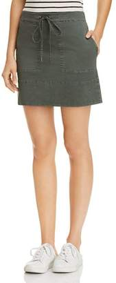 Theory Cargo Mini Skirt