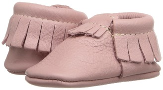 Freshly Picked - Soft Sole Moccasins Girls Shoes $49 thestylecure.com