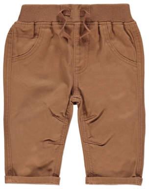 George Tan Woven Trousers