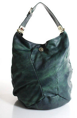 Marc By Marc JacobsMarc By Marc Jacobs Greeb Leather Hobo Handbag