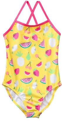 Gymboree Fruit 1-Piece Swimsuit