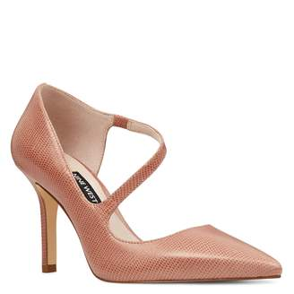 Nine West Mansura Strap Pump