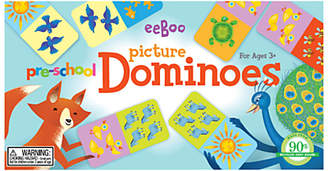 Eeboo Pre-School Picture Dominoes