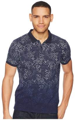 Scotch & Soda Classic Garment-Dyed Pique Polo Men's Short Sleeve Pullover