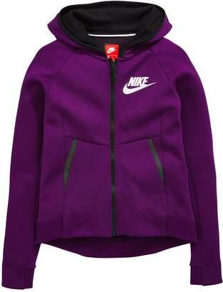 Nike Older Girl Nsw Tech Fleece Full Zip