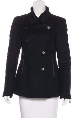 Belstaff Double Breasted Wool Coat