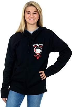 Betty Boop JH DESIGN GROUP Women's Zip-up & Pullover Hoodies in 4 Great Styles