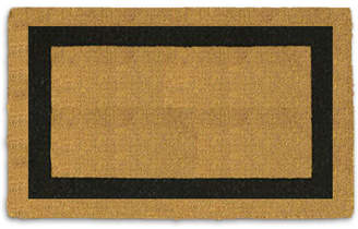 Three Posts Saylors Single Border Doormat Mat