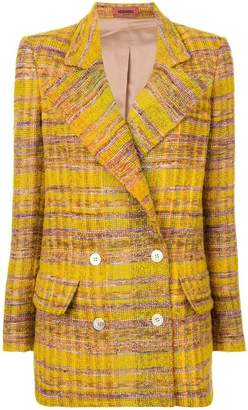Missoni 4-button double-breasted jacket