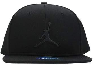 Nike Jumpam Black Cotton Cap