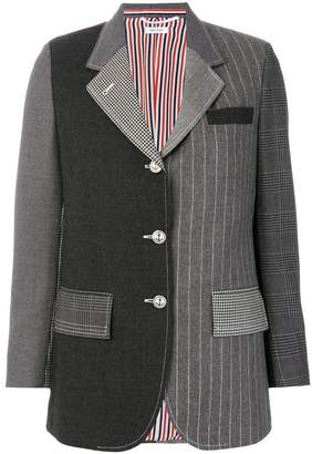 Thom Browne パッチワークジャケット