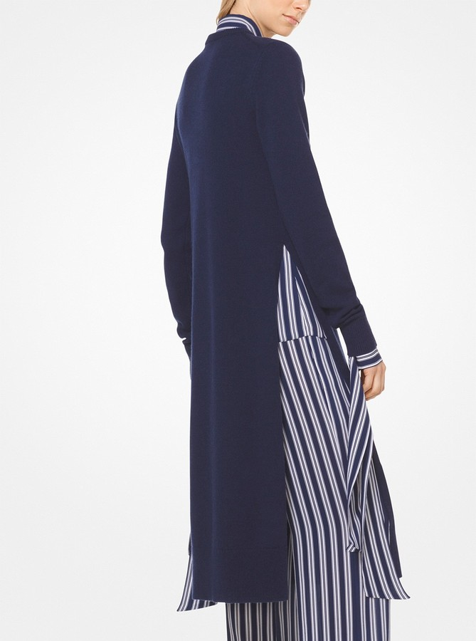 Michael Kors Collection Cashmere Tabard