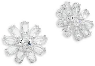 Kate Spade Crystal Gardens Large Stud Earrings