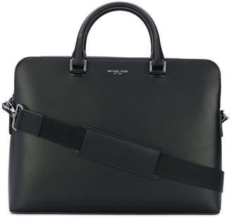 Michael Kors logo laptop bag
