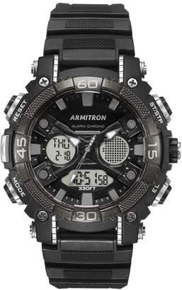 Armitron Men's Sport Analog & Digital Chronograph Watch