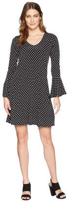 Karen Kane Flare Sleeve Dress Women's Dress