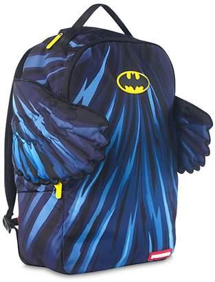 Batman Wings Nylon Canvas Backpack