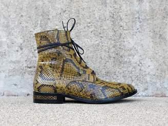 Freda Salvador RALF Lace Up Boot