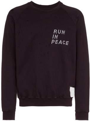 Satisfy Run In Peace Sweatshirt