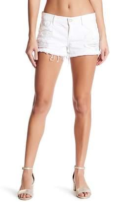 Siwy Denim Blondie Frayed Hem Shorts