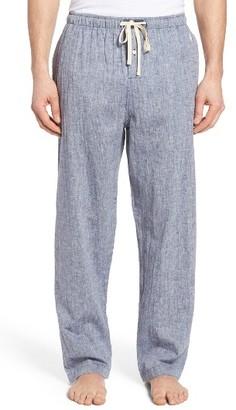 Men's Polo Ralph Lauren Cotton & Linen Lounge Pants $56 thestylecure.com
