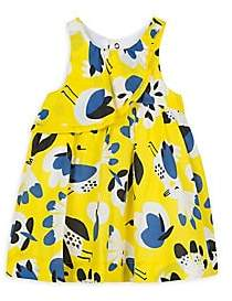 Catimini Baby's& Little Girl's Printed Cotton Dress