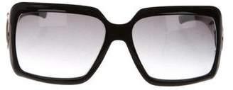 Gucci Horsebit Gradient Sunglasses
