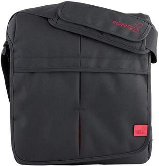 BabaBing Bababing! BabaBing! DayTripper Lite Changing Bag with Integrated Mat Black