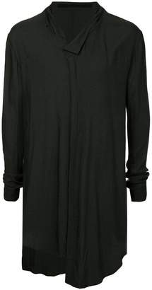 Julius asymmetric loose fit shirt