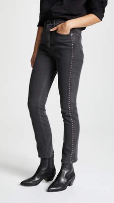 Victoria Beckham Victoria Slim Kick Jeans