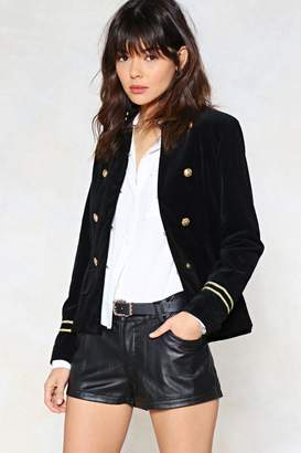 Nasty Gal Leather or Not Vegan Leather Shorts