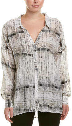Diane von Furstenberg AS by As By Brentwood Silk Top