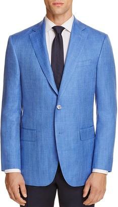 Jack Victor Loro Piana Herringbone Classic Fit Sport Coat - 100% Exclusive $695 thestylecure.com