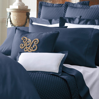 Superb At Amara · Ralph Lauren Home Langdon Duvet Cover   Navy   Double