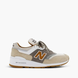 Limited-edition New Balance® for J.Crew 997 Cortado sneakers $210 thestylecure.com