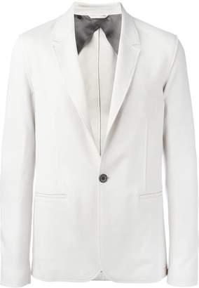 Lanvin one button blazer