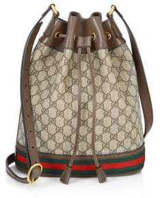 Gucci Ophidia GG Bucket Bag
