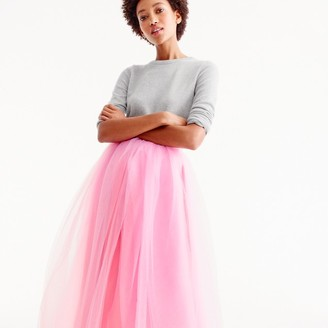 Tulle ball skirt $198 thestylecure.com