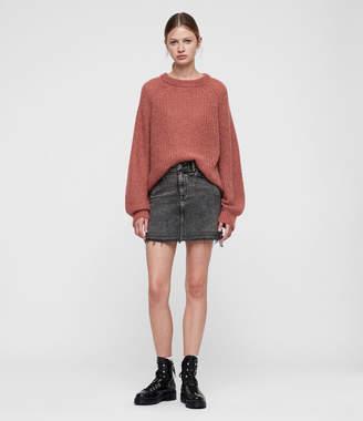 AllSaints Renne Short Sweater