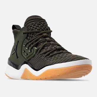 Nike Boys' Big Kids' Air Jordan DNA LX Basketball Shoes
